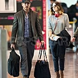Drew Barrymore and Will Kopelman vacationed together in Paris.