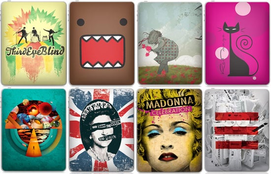 iPad Skins From MusicSkins