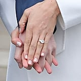 Meghan Markle's Stunning Engagement Ring Will Make You Believe Fairy Tales Do Exist