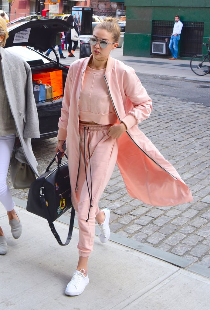 a2cc2ea66 Dare to wear athletic-inspired clothes in a surprising color. | Gigi ...