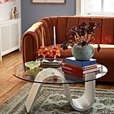 Bettie Glass Coffee Table