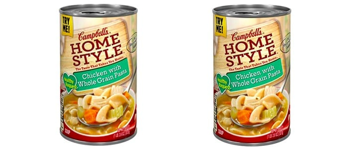 Recall Alert! Campbell's Has Recalled 4,000 Pounds of This Chicken Soup