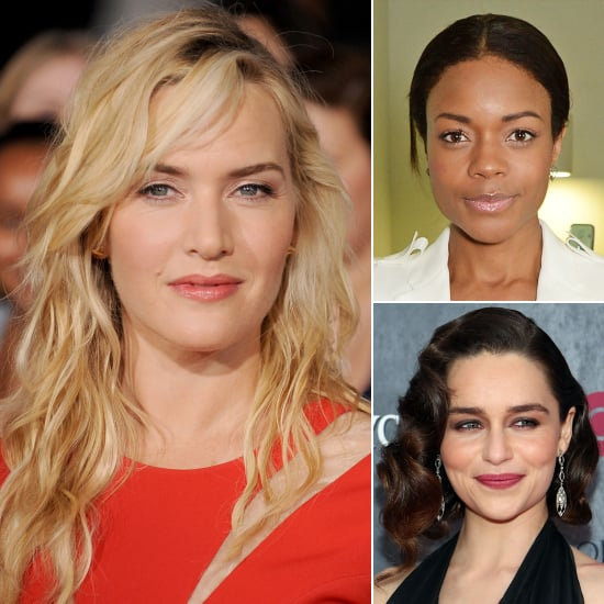 British Actress Hair and Makeup Looks For March 2014
