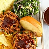 Slow-Cooker BBQ Pulled Chicken