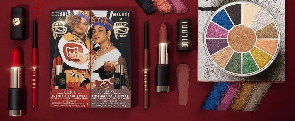 Milani Cosmetics x Salt N Pepa Collection