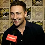 "Aaron Taylor-Johnson Says ""I Really Don't Fit the Bill For Christian Grey"""