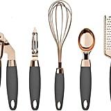 In the Kitchen: 7-Piece Copper Gadget Set