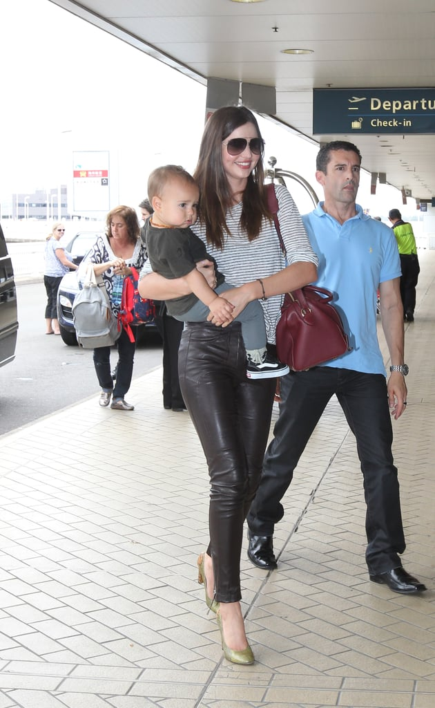 March 2012: Sydney Airport