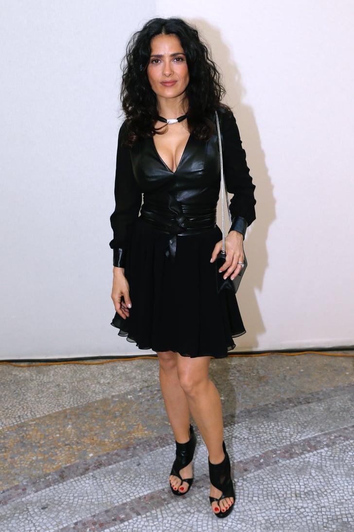 Salma Hayek at 47 (Now 48) | Sexy Stars Over 40