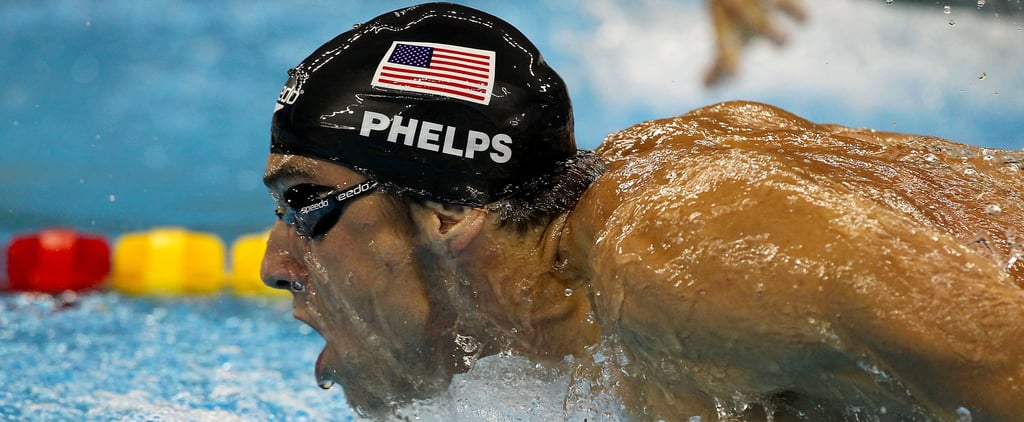 Set Your DVR! Michael Phelps Will Race Against a Great White Shark For Shark Week
