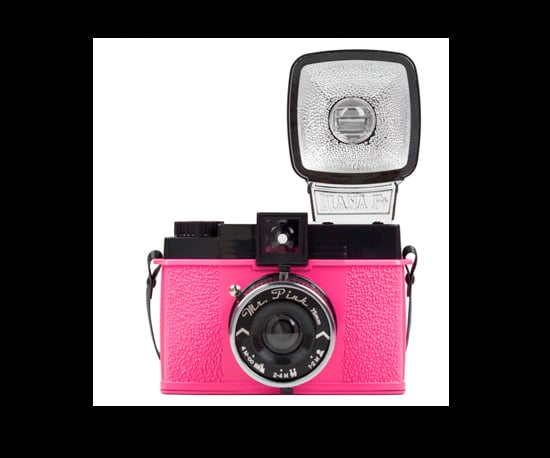 Lomo Mr. Pink Diana F+ Camera