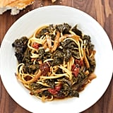 Get the recipe: slow-cooker rustic kale, fennel, and sun-dried tomato sauce from Slow Cooker Revolution Volume 2