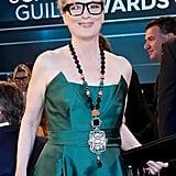 ميريل ستريب في حفل جوائز نقابة ممثلي الشاشة SAG لعام 2020