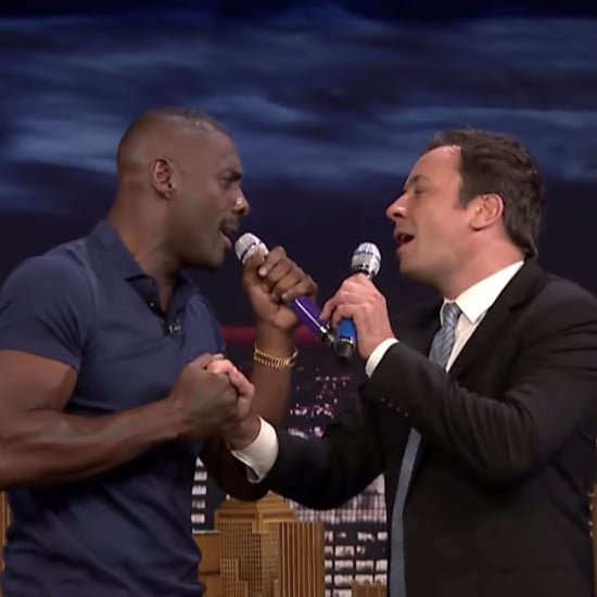 Idris Elba on The Tonight Show July 2016