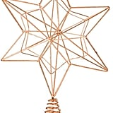 Metalwork Star Tree Topper