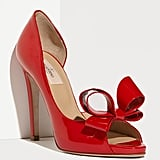 Valentino Couture Bow d'Orsay Pumps