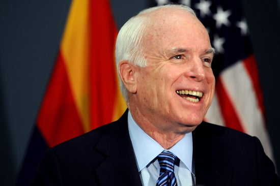 What Is Your Favorite John McCain Moment?
