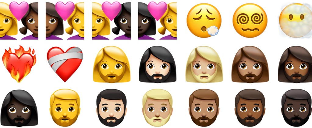 Apple iOS 14.5 Emoji Update — See the Full List Here