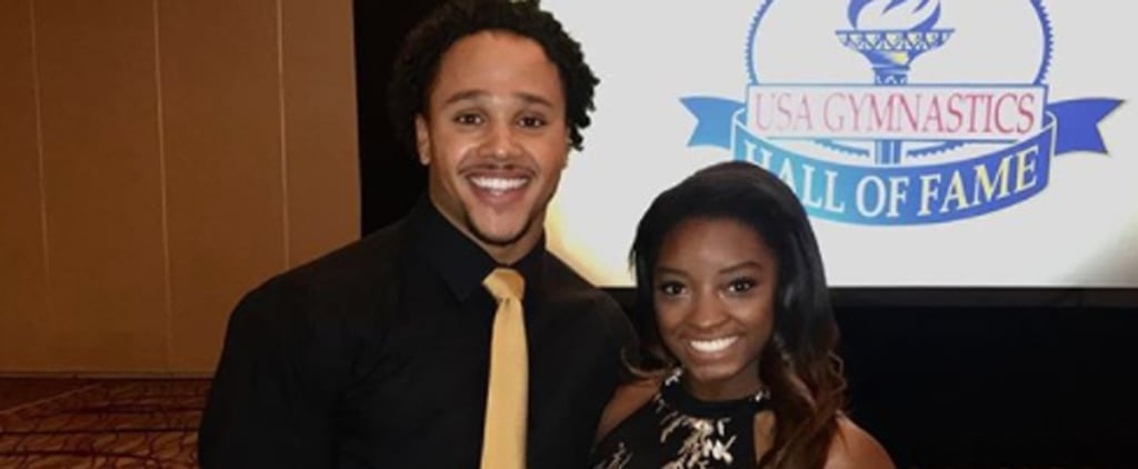 Who Is Simone Biles Dating?