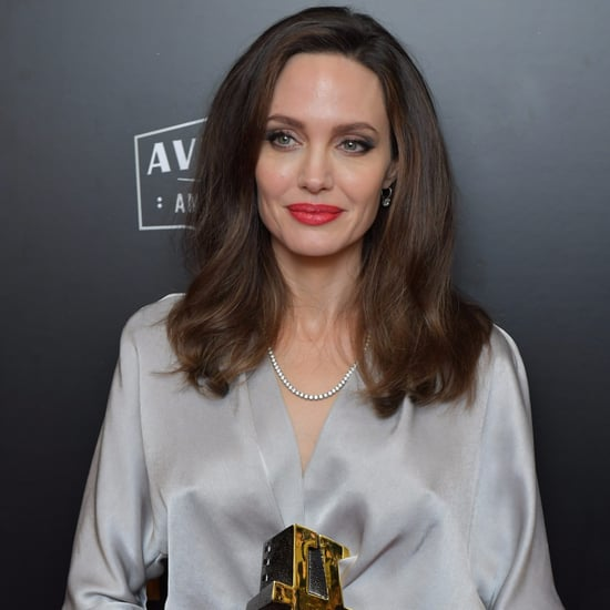 Angelina Jolie at Hollywood Film Awards 2017