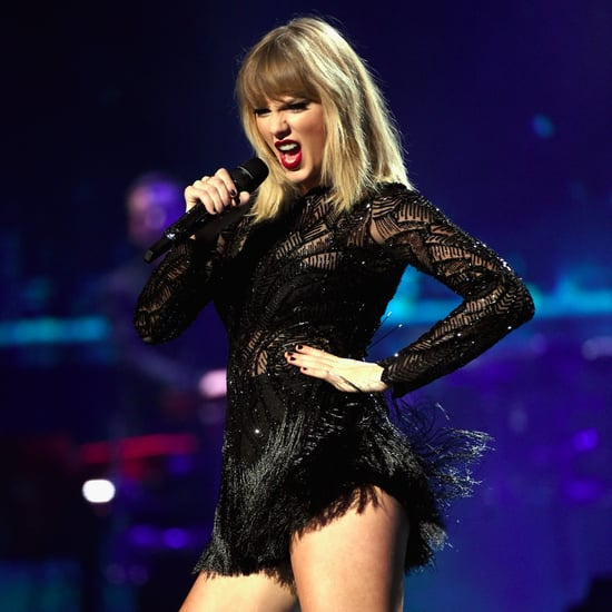 Taylor Swift at DirecTV Now Super Bowl Concert 2017 Pictures