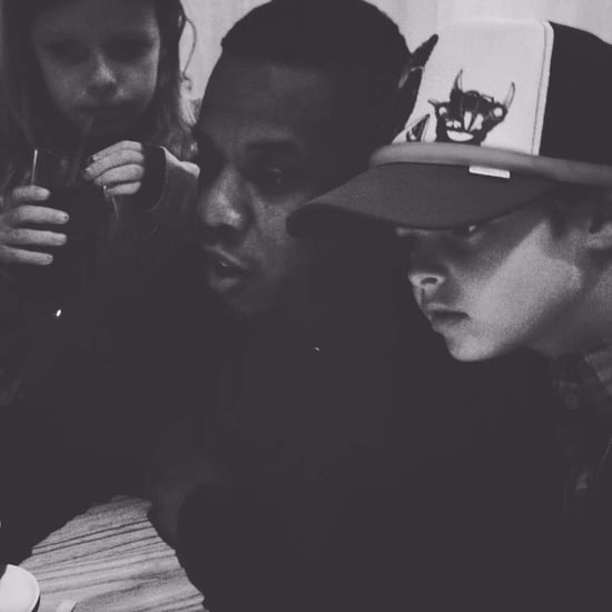 Gwyneth Paltrow's Instagram Birthday Message For Jay Z