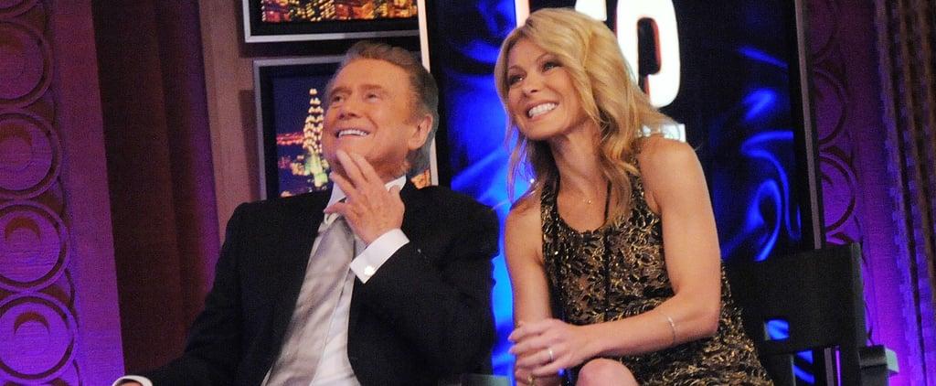 Read Celebrity Tributes to Regis Philbin