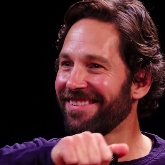Funny Memes and Tweets About Paul Rudd Hot Ones Video