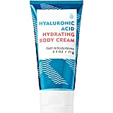 Bath & Body Works Water Hyaluronic Acid Hydrating Body Cream