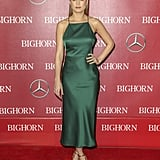 The actress's Jason Wu dress was simple, sleek perfection at the Palm Springs International Film Festival Awards Gala in 2016.