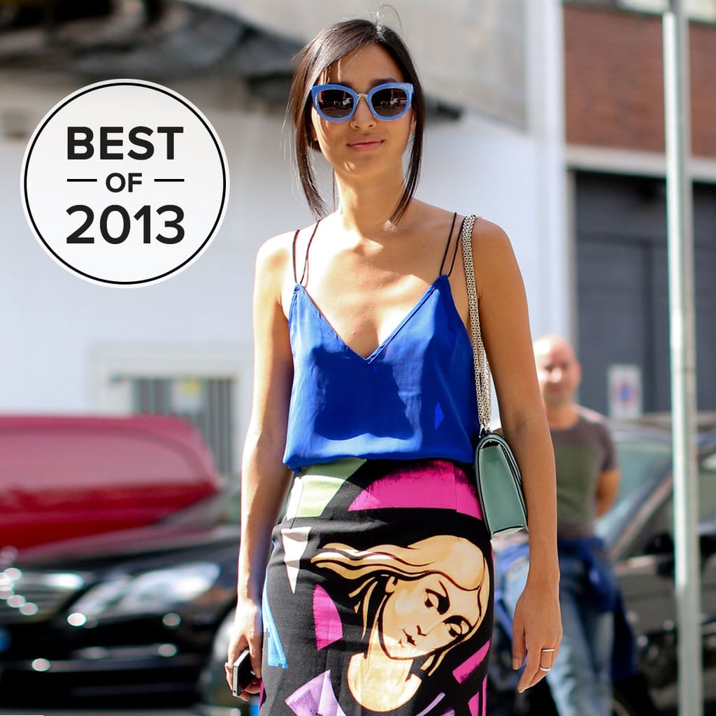 Investing In Street Appeal With Style: Oh Snap! Our Top Street Style Moments Of 2013
