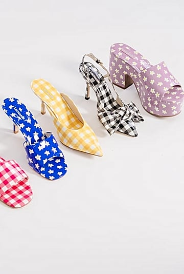 Larroudé Is the Best Brand For Printed Sandals