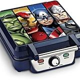 Disney Avengers 4-Slice Waffle Maker