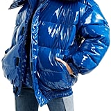 Vetements Glossed Quilted Down Jacket