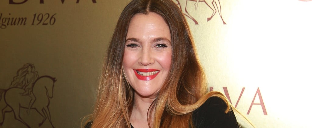 Drew Barrymore's Favourite Drugstore Teeth Whitening Product