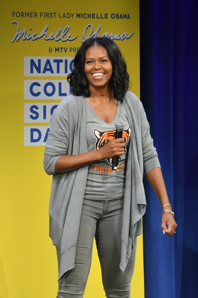 This Is the 1 Piece of Clothing You and Michelle Obama Have Always Had in Common
