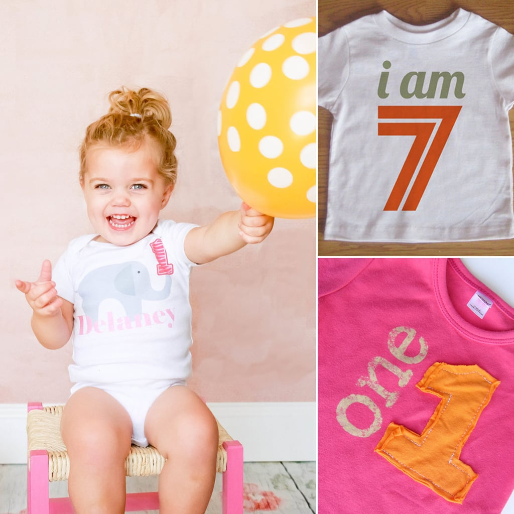 Birthday T Shirts For Kids