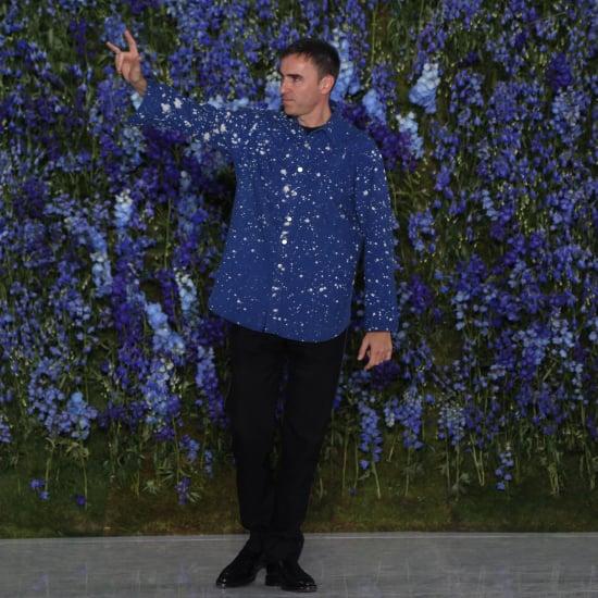 Raf Simons Leaving Dior