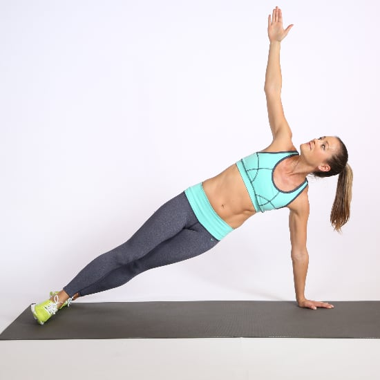 This 7-Minute Workout Targets Belly Fat