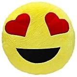 Heart Eyes Plush Pillow