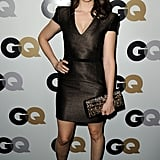 Alison Brie attended GQ's Men of the Year party.