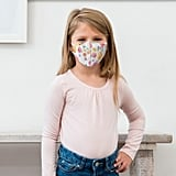 Child Size Washable Face Mask With Filter Pocket