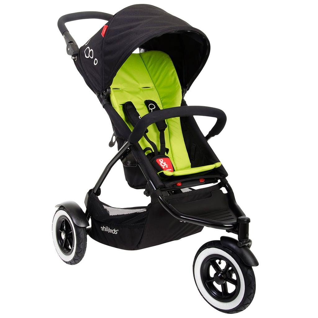 The Space-Saving Stroller: Phil & Teds Dot