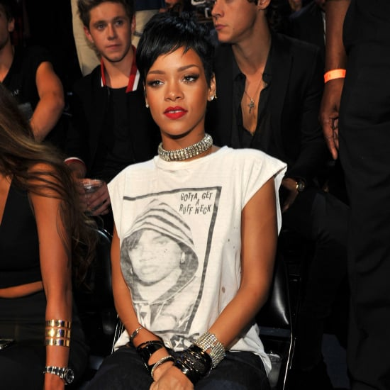 Rihanna Outfit at VMAs 2013 | Pictures