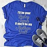 Haley James and Nathan Scott T-Shirt
