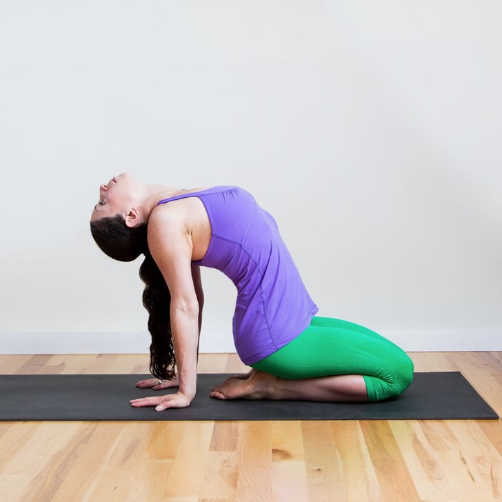 Stretches to Ease Digestion