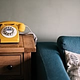 Use a landline.