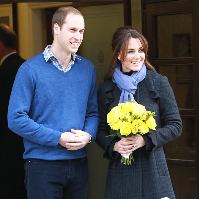 Prince William and Kate Middleton's Baby News