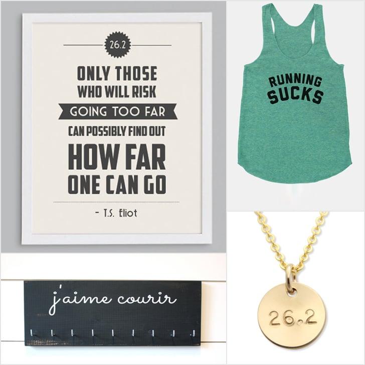 Cute Marathon Gifts