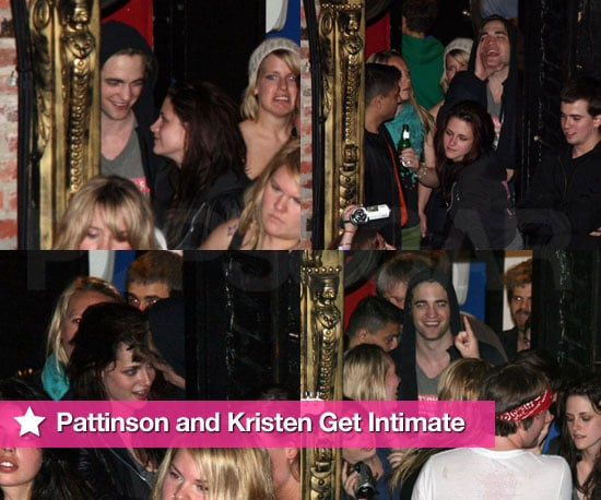 Exclusive Photos of Twilight's Robert Pattinson and Kristen Stewart at Gewa Project Concert in Vancouver
